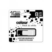 USB 2.0 Goodram Colour Black&White 8GB