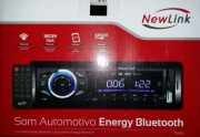 Автомагнитола  MP3 И Bluetooth New Link